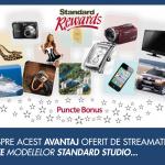 Programul de puncte bonus Standard Rewards