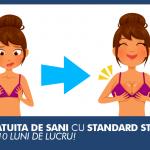 [SUPER PROMOTIE] Marire de sani gratuita la Standard Studio!