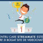 De ce e Streamate cel mai bun site de videochat din lume