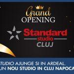Standard Studio a ajuns si la Cluj! Afla ce surpriza ti-am pregatit!