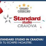 Standard Studio a ajuns si in Craiova – alatura-te si tu echipei noastre!