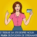 SMPay – Streamate a lansat prima metoda proprie de plata din domeniu