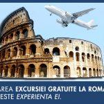 Cum a fost excursia gratuita la Roma?