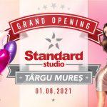 Standard Studio a ajuns si in Targu Mures! Afla ce surprize ti-am pregatit!