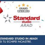Standard Studio a ajuns si in Arad! Afla ce surprize ti-am pregatit!
